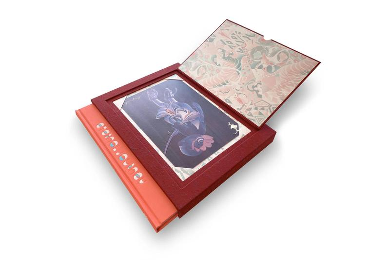 james jean eternal journey catalog slipcase edition