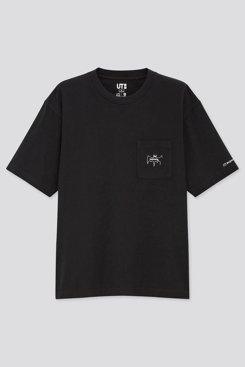 jean michel basquiat warner bros uniqlo ut collection graphic apparel tees shirts style fashion