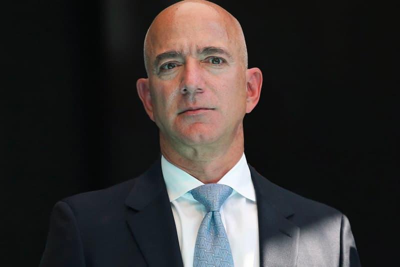 Jeff Bezos First Man Worth 200 Billion USD amazon New York Post bill gates microsoft pandemic recession MacKenzie