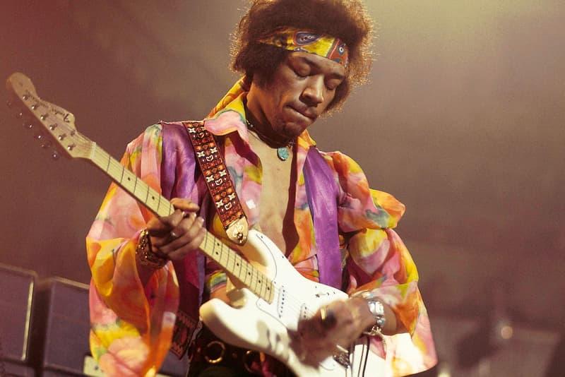 Jimi Hendrix Guitar GWS Auctions Selling Price Japan RnB Instruments rock legend
