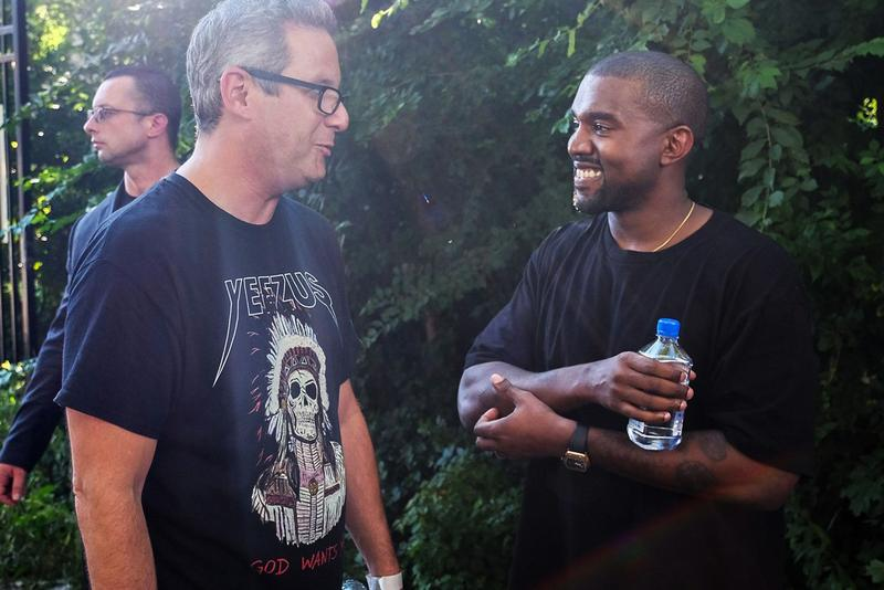 adidas yeezy kanye west jon wexler leaving stepping down quitting story info general manager