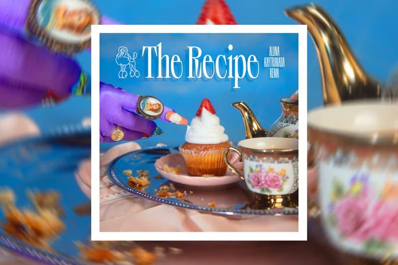 Aluna The Recipe featuring KAYTRANADA Rema tracks songs singles dancehall canadian producer london alunageorge francis singer songwriter