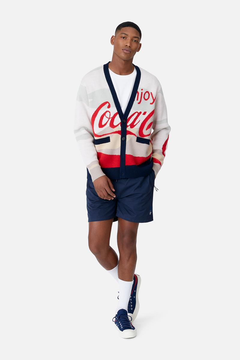 kith ronnie fieg coca cola season 5 pendleton converse chuck 70 low ox mitchell and ness golden bear shorts cardigan shoes sweatshirts hats official release date info photos price store list buying guide