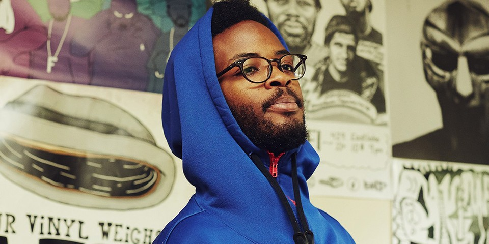 Knxwledge Brings Positive Vibes With New 'WT.PRT.16' Release