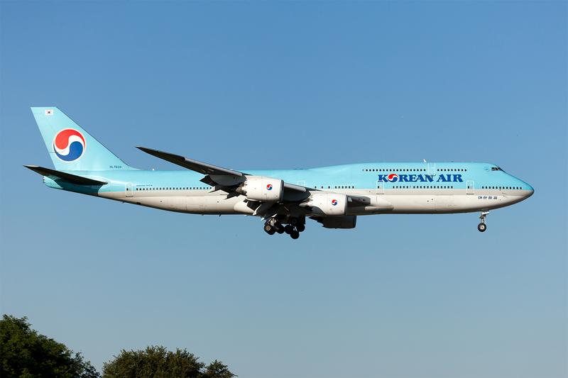 Korean Air Reports 125M USD Quarterly Profit Coronavirus Travel Restrictions Info Coronavirus