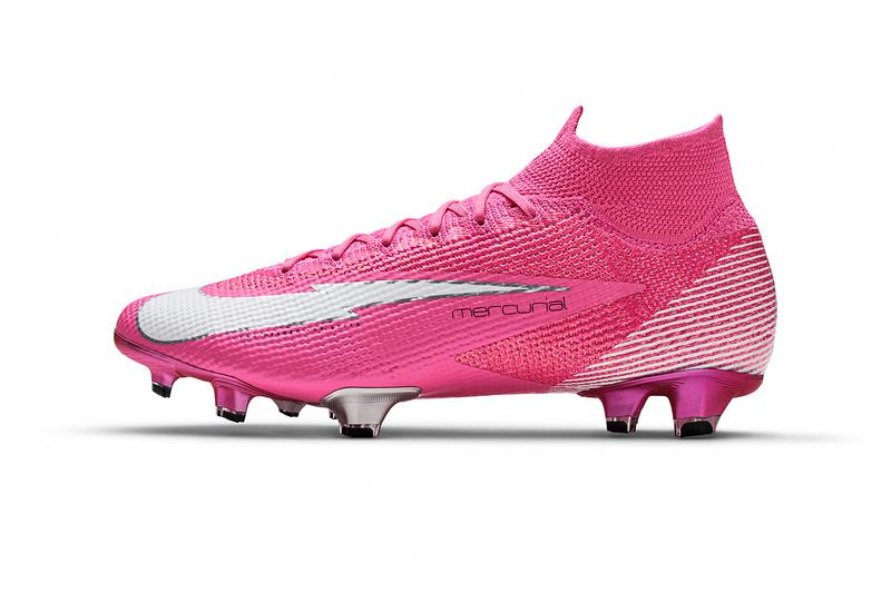 Kylian Mbappe Nike Mercurial Superfly Rosa Release Info soccer cleat football boot footwear shoes sneakers runners trainers ss20 spring summer 2020 collection