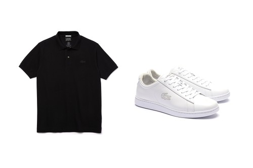 """mastermind JAPAN Links With Lacoste For """"Underground Tennis"""" Collection"""