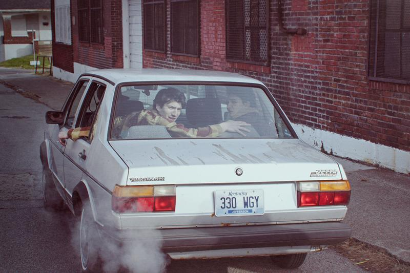 Levi's Vintage Clothing Fall/Winter 2020 Collection Lookbook Louisville Kentucky Punk Rock Scene Mid-80s No Fun Squirrel Bait Slint Strauss & Co Denim Menswear Womenswear Retro