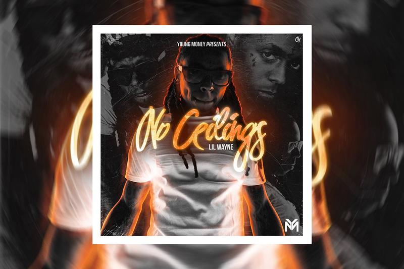 Lil Wayne No Ceilings Hits Streaming Platforms spotify apple music mixtape young money entertainment