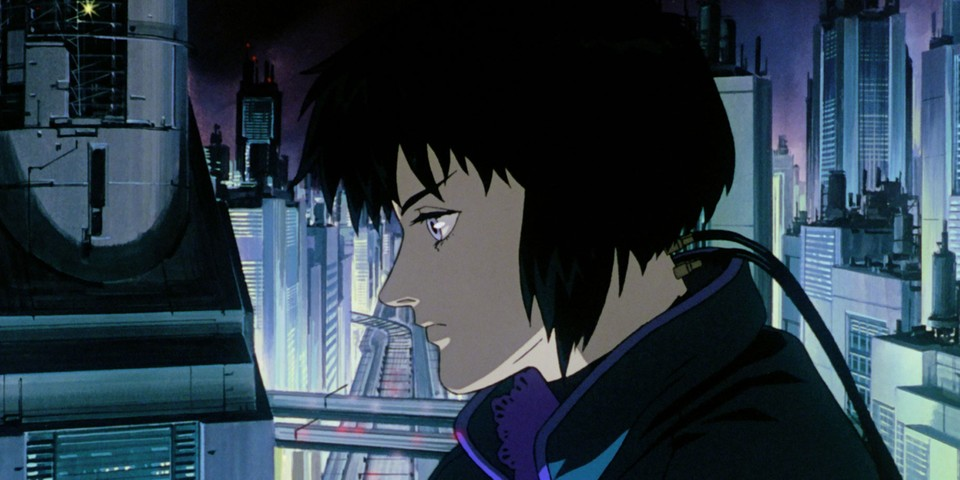 Lionsgate Ghost In The Shell Uhd 4k Blu Ray Disc Hypebeast
