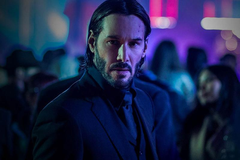 Lionsgate John Wick 5 Confirmed News Keanu Reeves films action John wick 4