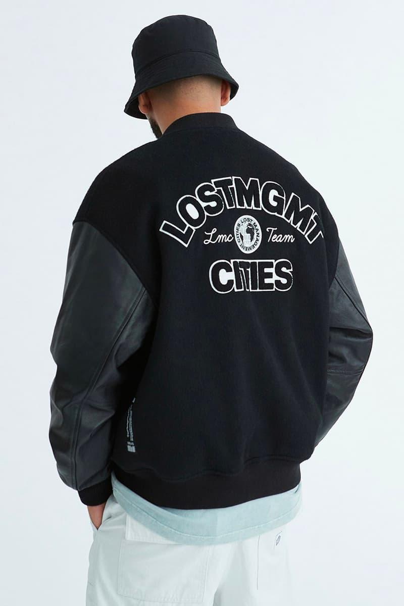 LMC Fall Winter 2020 Lookbook collection menswear streetwerar fw20 hoodies shirts tees graphics pants sweaters jackets