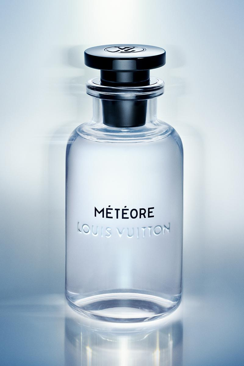 """Louis Vuitton Parfums """"Météore"""" Mens Fragrance Release Drop Date Information Smells Notes Scents Luxury LV Grasse Cirtrus Jacques Cavallier Belletrud"""