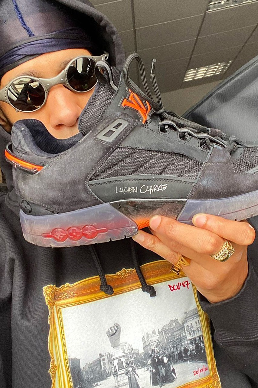 louis vuitton skate skateboarding shoe sneaker virgil abloh lucien clarke good bad op ed official release date info photos price store list buying guide