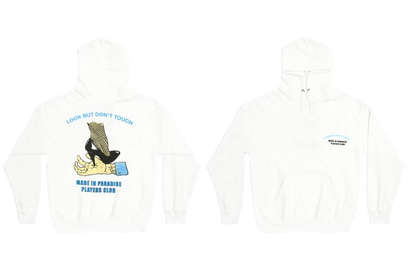 Made in Paradise Summer 2020 Collection Release Info Buy Price T shirt hoodie ashtray