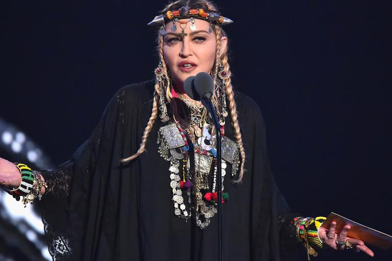Madonna Writing Screenplay With Diablo Cody interscope madame x biopic