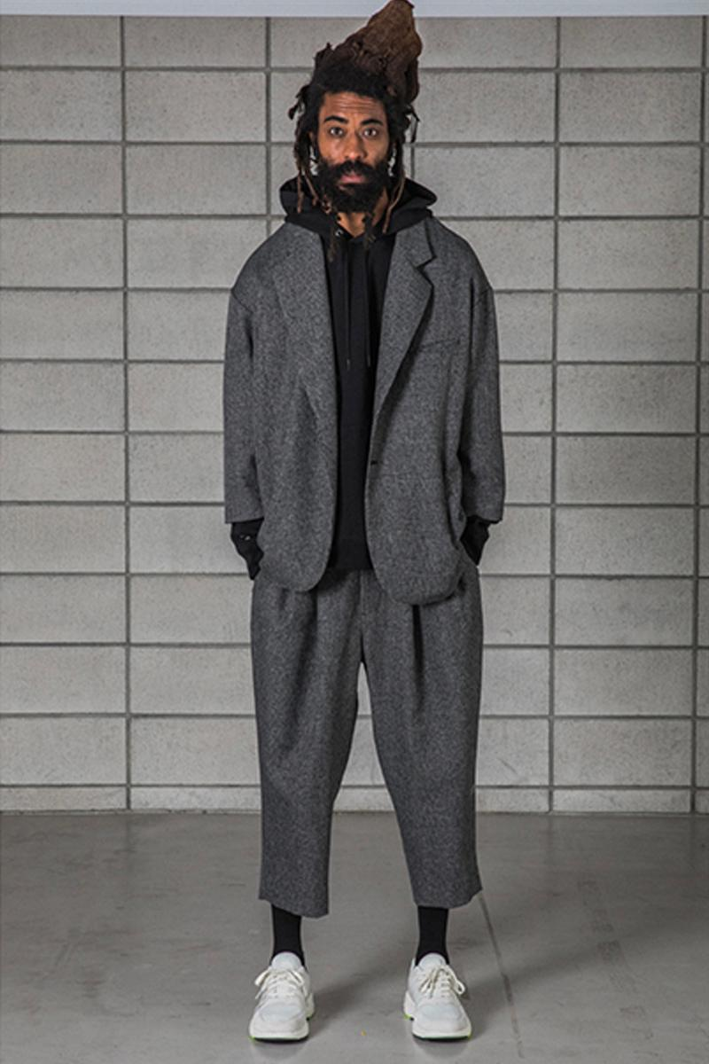 MAGIC STICK Fall Winter 2020 Lookbook menswear streetwear ss20 jackets coats t shirts hoodies pants trousers overalls