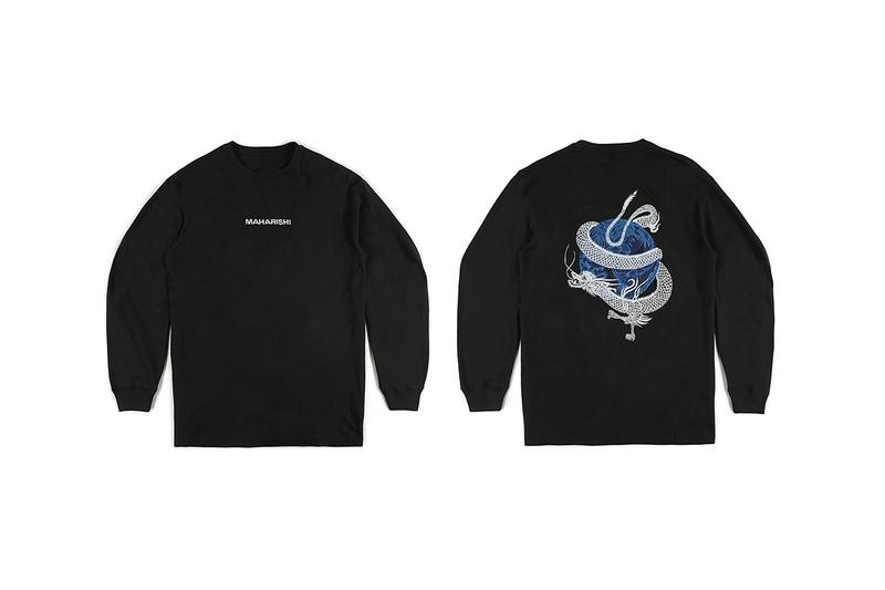maharishi collection fall winter 2020 capsule global takeover dragon pieces info when release does it drop