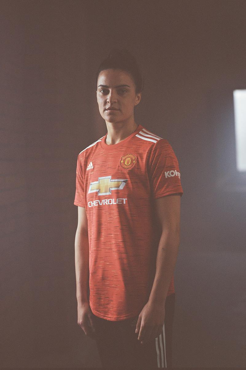 manchester united 2020 21 home kit by adidas hypebeast manchester united 2020 21 home kit by