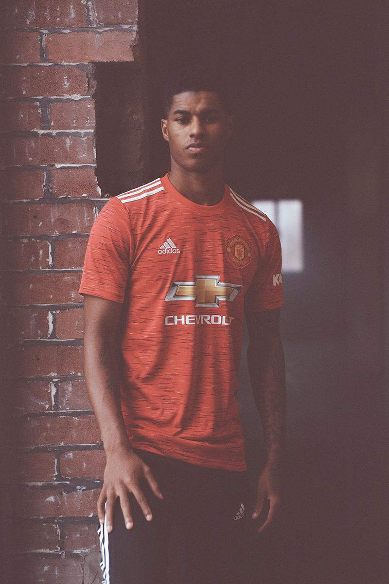Manchester United 2020 21 Home Kit By Adidas Hypebeast