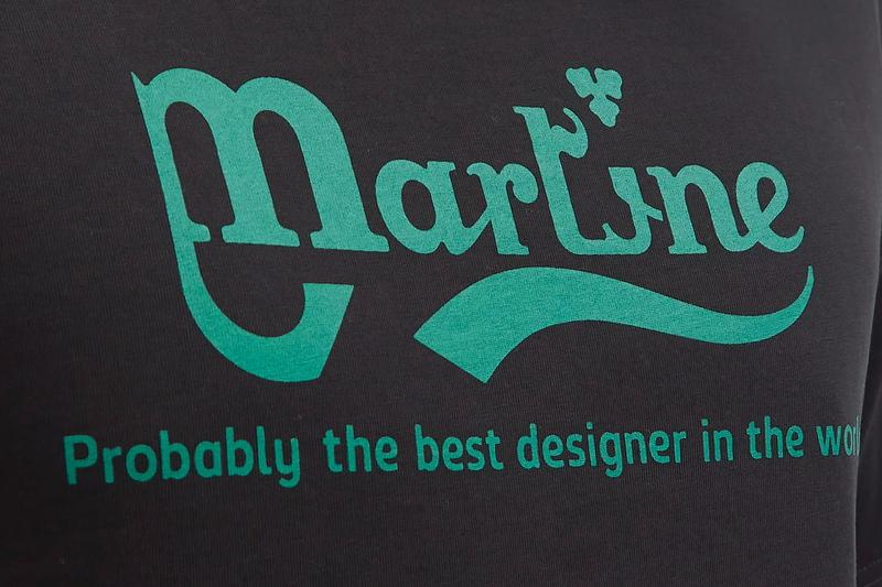 Martine Rose Carlsberg Logo T Shirt Release Info Buy Price