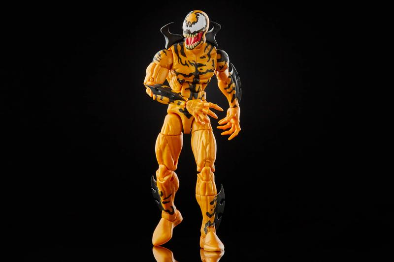 Marvel Legends Venom Series Action Figures Release Venom Venompool toys marvel Hasbro Pulse Carnage Phage Morbius