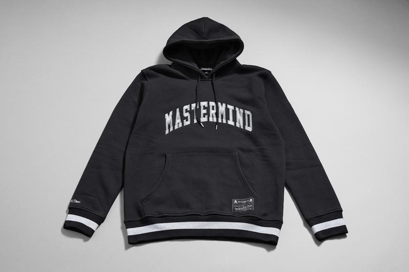 mastermind JAPAN x Mitchell & Ness Summer 2020 Collaboration collection skull logo black release date info buy august 29 2020