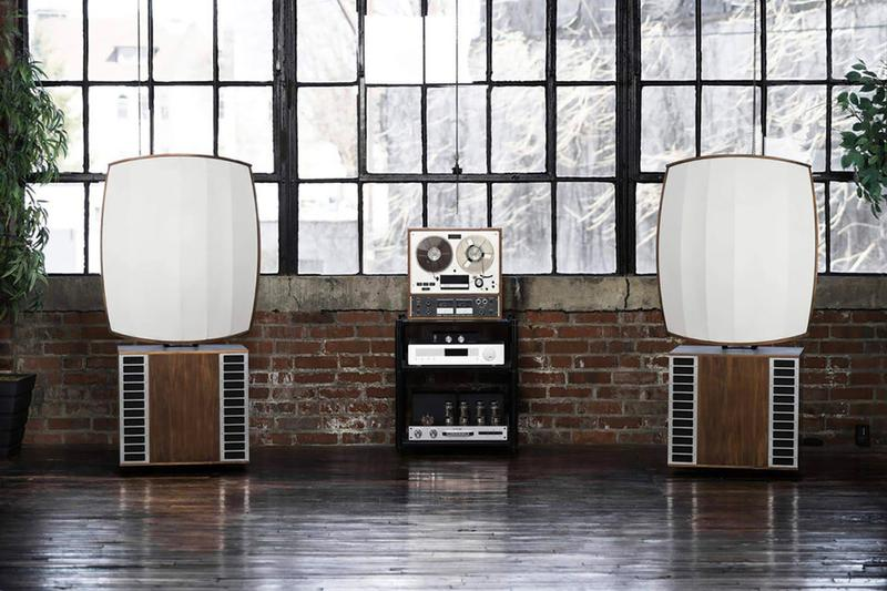 mc audiotech forty 10 mid century modern speakers system amplifiers woofers drivers