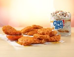 McDonald's Preps Spicy Chicken McNuggets and Chips Ahoy! McFlurry