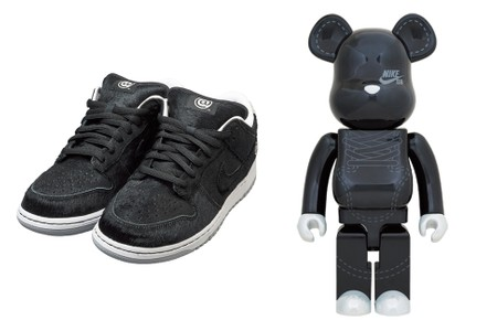 Medicom Toy Officially Announces Latest Nike SB Dunk Low Collaboration