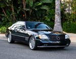 Michael Jordan's 1996 Mercedes-Benz S600 Lorinser Is up for Auction