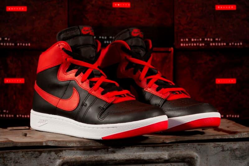 Michael Jordan Nike Air Ship Pro Bred Release Back-Door Bottega Raffle Release Info Buy Price