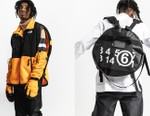 Layering the MM6 Maison Margiela x The North Face FW20 Collection