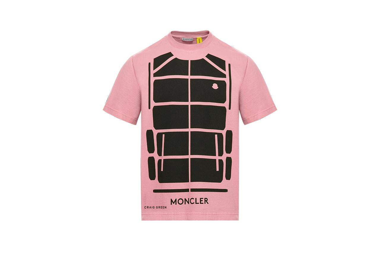 Moncler Genuis x Craig Green 全新 5 Moncler Craig Green 系列正式發佈