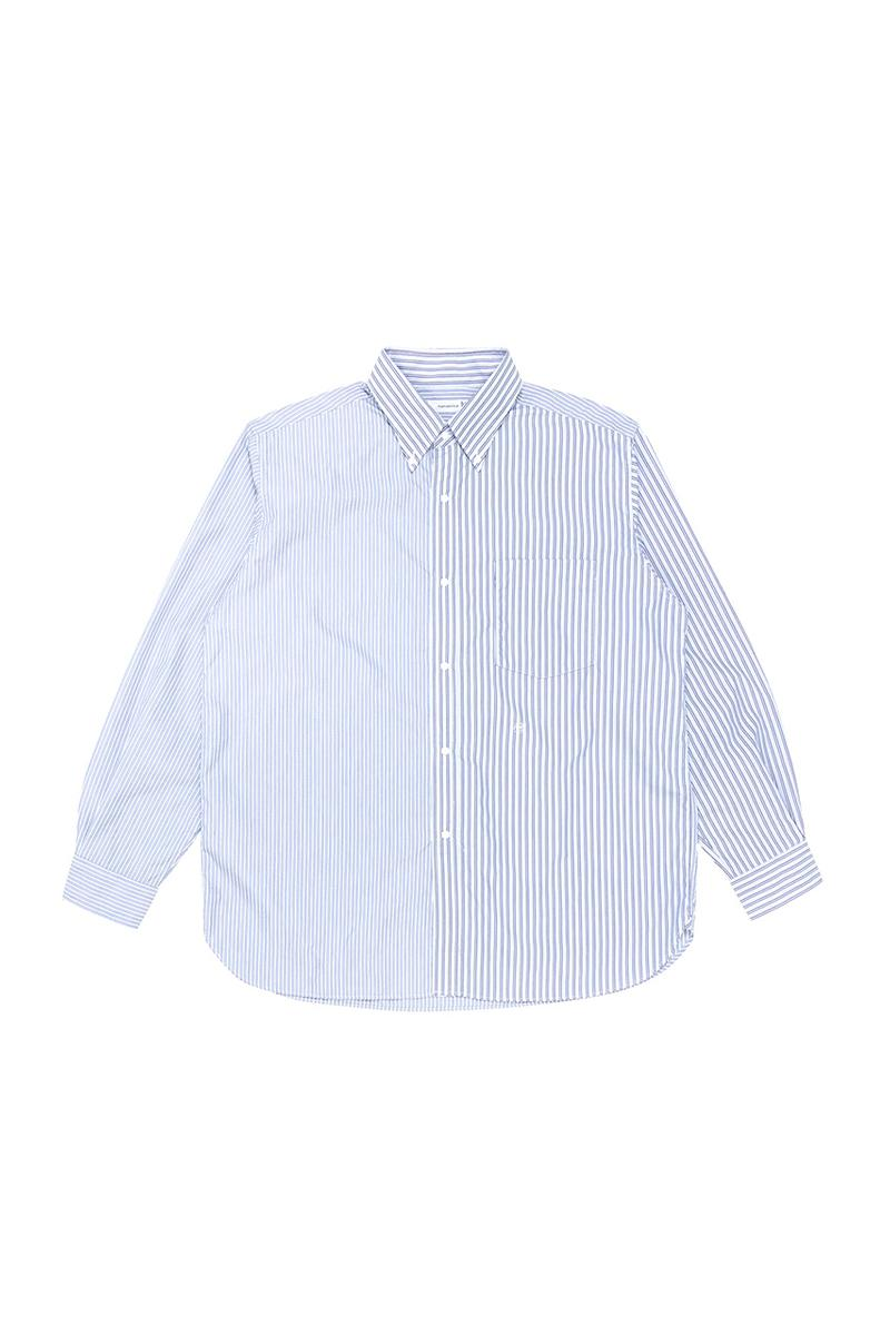 nanamica garbstore button down wind shirt ss20 release info how much online japanese brand collaboration