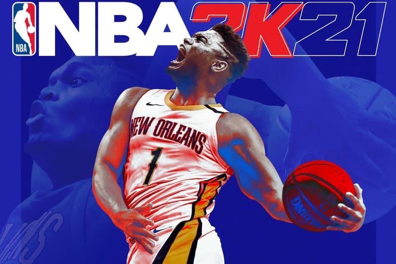 NBA 2K21 Demo Available Next Week Kobe Bryant Zion Williamson