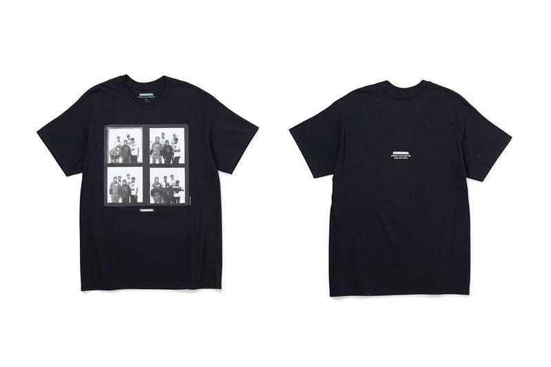 IMAGE CLUB LIMITED NEIGHBORHOOD T shirt menswear streetwear spring summer 2020 ss20 collection