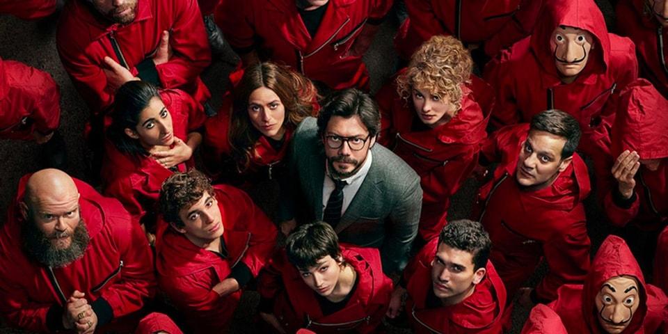 Netflix Renews 'Money Heist' for Fifth and Final Season