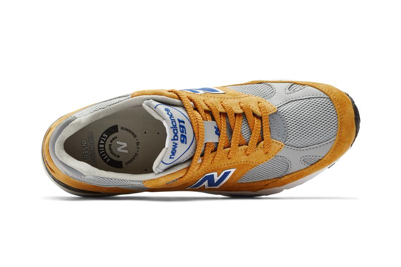 new balance made in uk united kingdom great Britain yellow blue grey white official release date info photos price store list buying guide