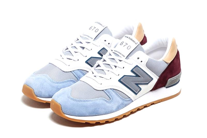 new balance made in england supply pack 670 577 shoes sneakers leather suede mesh