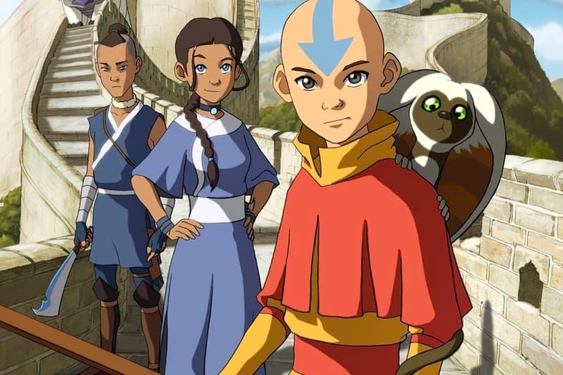 Nickelodeon Avatar The Last Airbender Unaired Pilot twitch stream legend of korra