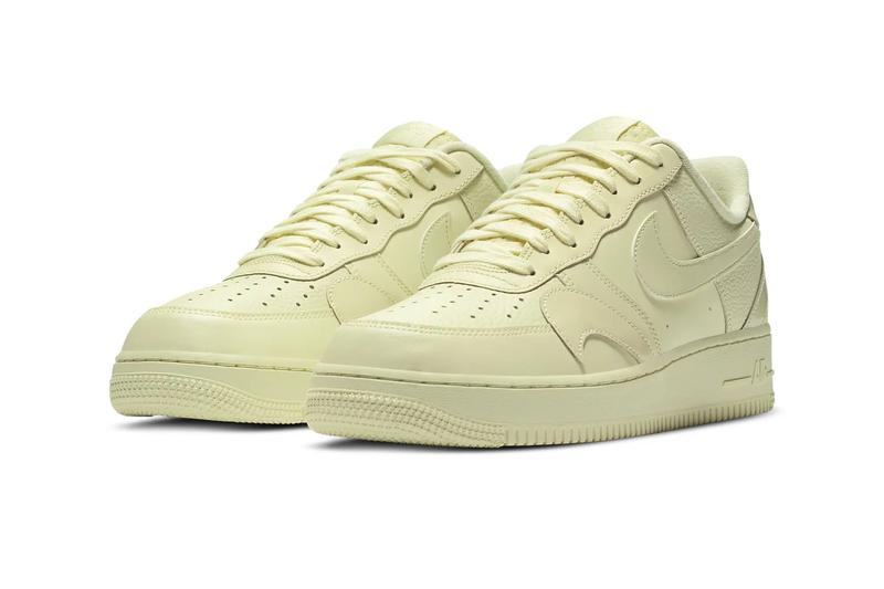 Nike Air Force 1 07 LV8 Vigor Green menswear streetwear CK7214 700 spring summer 2020 collection ss20 footwear sneakers shoes kicks trainers runners