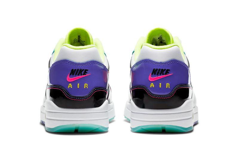 nike sportswear air max 1 hyper pink watersports jetski 90s CZ7920 001 official release date info photos price store list buying guide