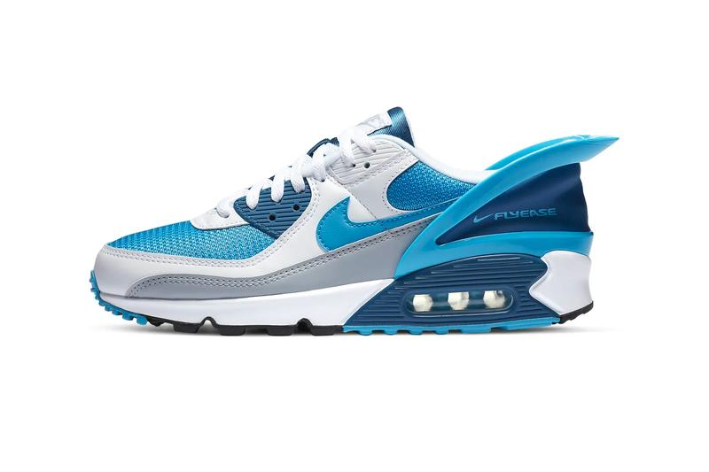 Nike Air Max 90 FlyEase CZ4270-100 release sneaker kicks footwear air max 90