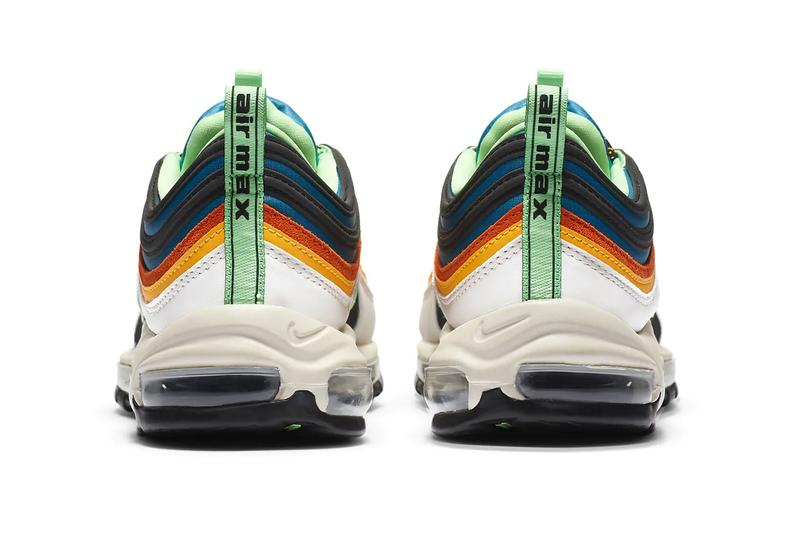 Nike air max 97 Illusion Green CZ7868-300 Release sneakers kicks footwear