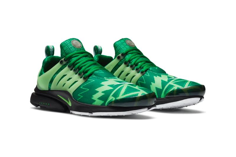 Nike Air Presto Pine Green menswear streetwear spring summer 2020 collection ss20 runners trainers sneakers kicks shoes CJ1229 300