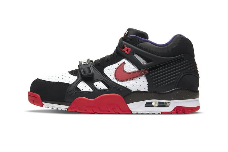 Nike Air Trainer 3 Dracula Release Info Buy Price Halloween DC1501-001 Date