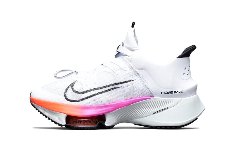 nike air zoom tempo next% running sneaker release info eliud kipchoge flyease