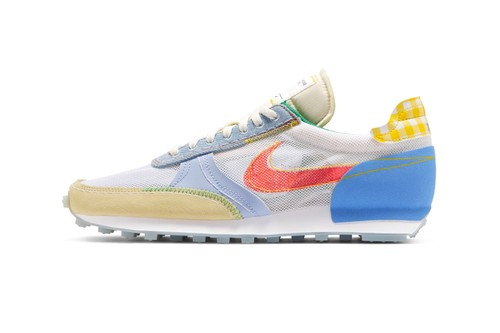 Nike Reconstructs Daybreak Type N. 354 With Repurposed Material