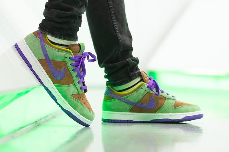 Nike Dunk Low SP Ceramic Veneer On-Foot Detail Look DA1469-200 DA1469-001 Release Info Date Buy Price